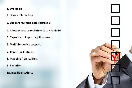business intelligence requirements gathering checklist