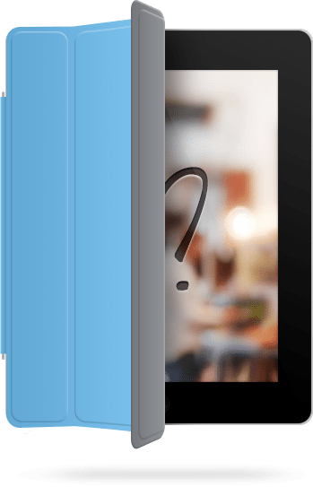 Ipad-opening