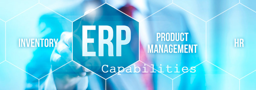 The Most Important ERP Capabilities