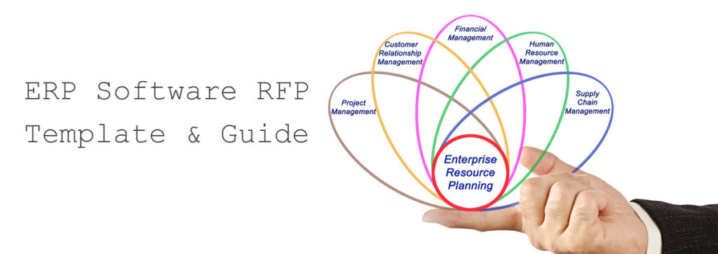 ERP RFP Template And Step By Step Guide