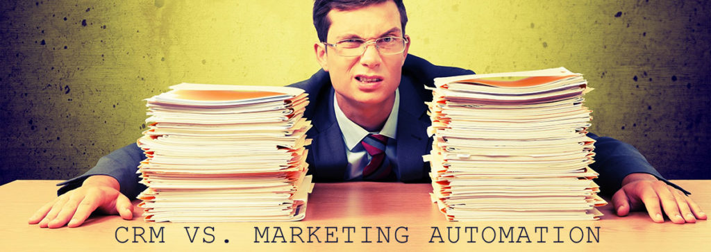 CRM vs. Marketing Automation: A Comprehensive Comparison of the Difference Between Them