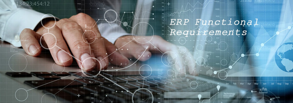 Key ERP Functional Requirements