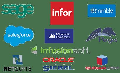 leading crm platforms 2015