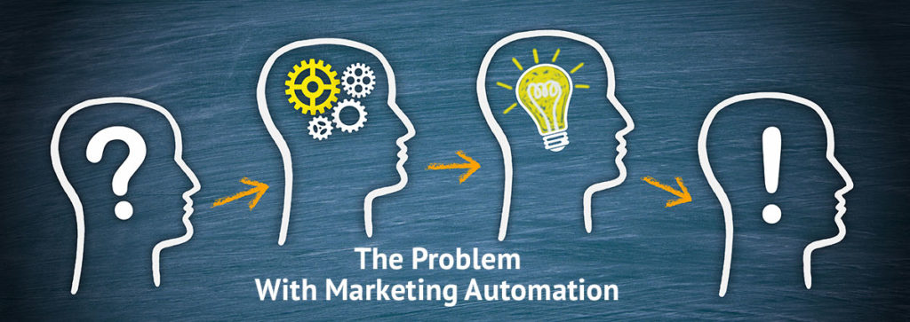 The Problems with Marketing Automation
