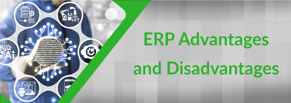 Benefits Of Erp A Look At Erp Advantages Disadvantages