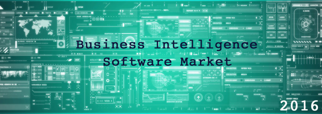 Future of the Business Intelligence Software Market