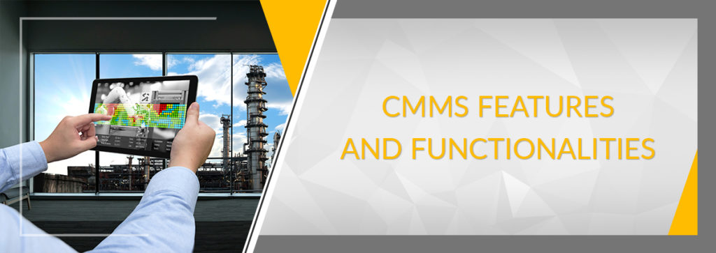 The Big List of CMMS Software Features & Functionality