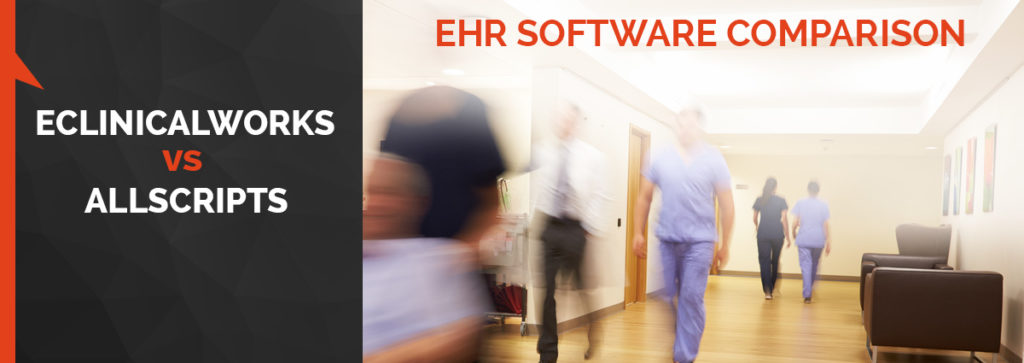 EClinicalWorks vs Allscripts EHR Comparison