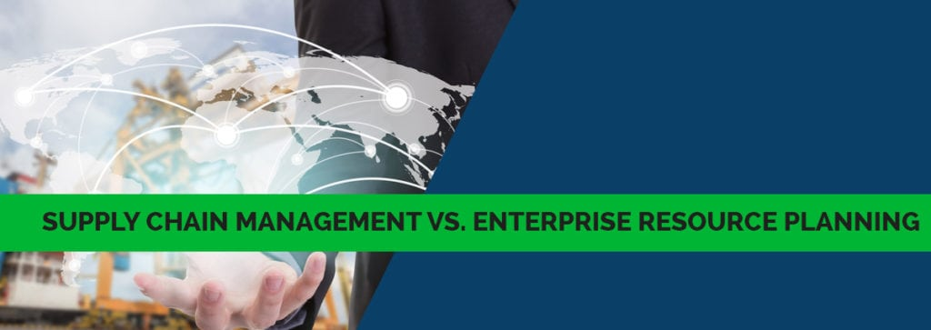 Key Differences Between Supply Chain Management and Enterprise Resource Planning