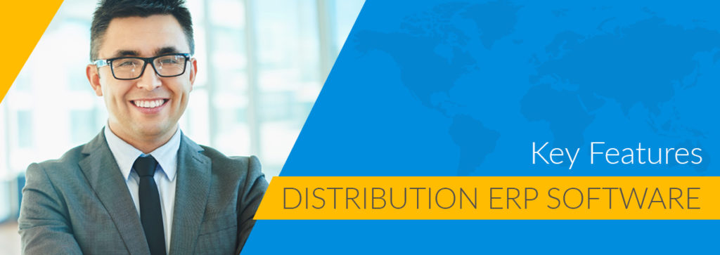 Key Features of Distribution ERP Software