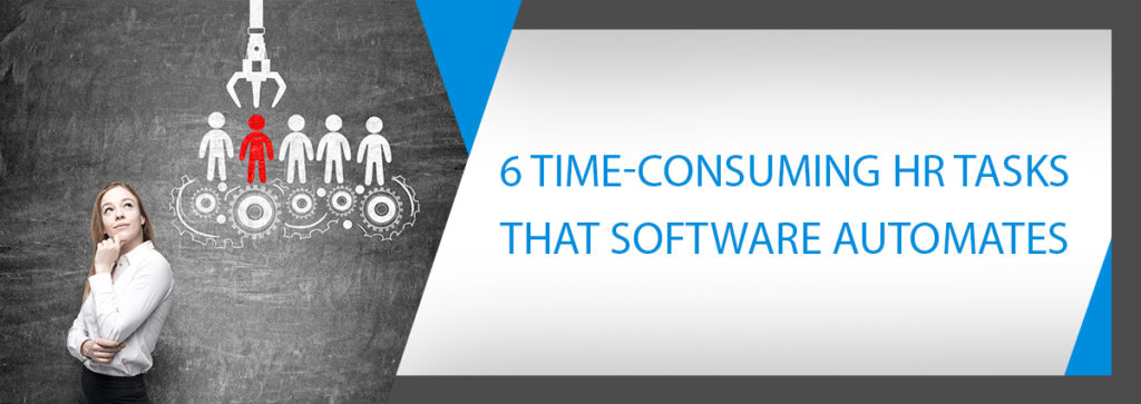 6 Time-Consuming HR Tasks That Recruiting and Staffing Software Automates