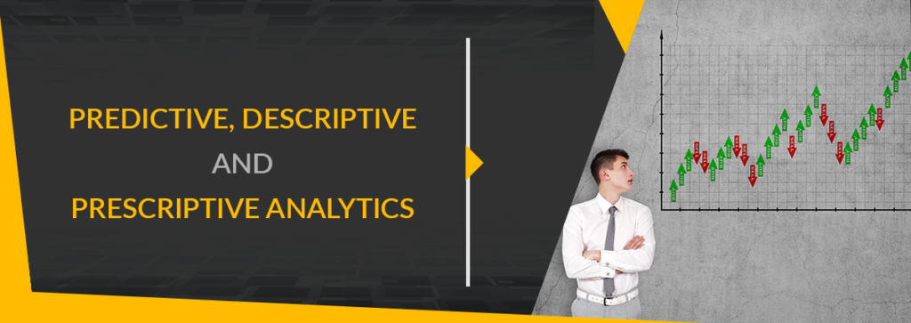 Predictive, Descriptive and Prescriptive Analytics
