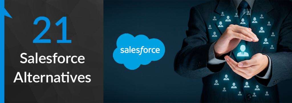 21 Salesforce CRM Alternatives