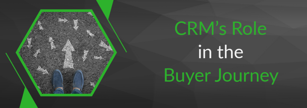 CRM's Role in the Buyer Journey