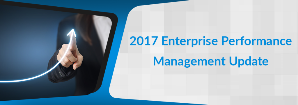 2017 Enterprise Performance Management Software Update