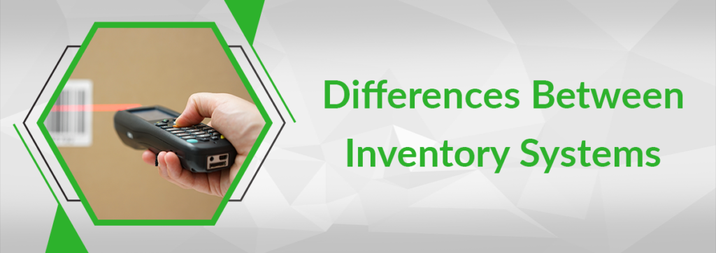 Differences Between Inventory Systems in Retail, Manufacturing and Distribution