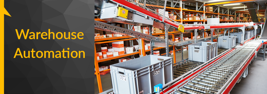 Warehouse Automation: The Benefits and the Tech You Should Use