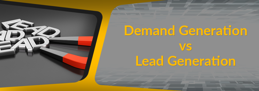 Demand Generation vs Lead Generation: Similarities and Differences