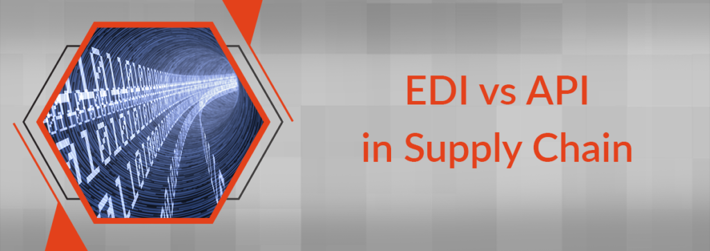 EDI vs API in Supply Chain