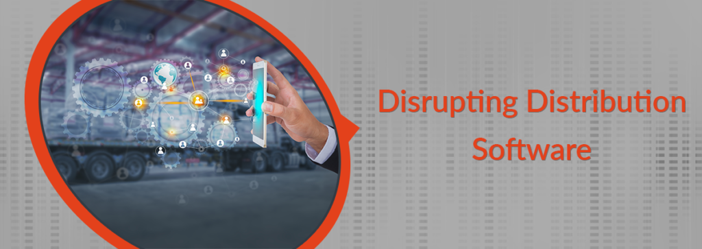 Disrupting Distribution Software: Introducing New Technologies