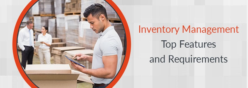 Inventory Management Software Features and Requirements Checklist