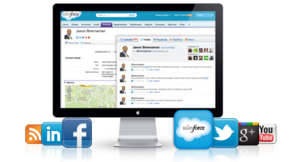 Salesforce Social Media