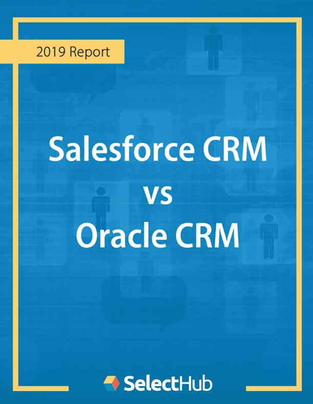 Salesforce CRM vs. Oracle Sales Cloud