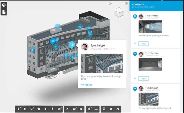 BIM 360 Web Based Construction Software