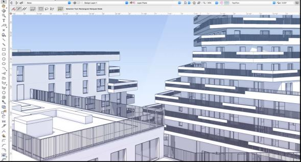 VectorWorks Architect
