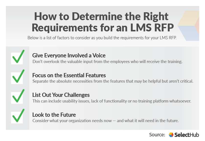 LMS RFP Requirements