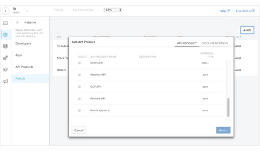 Apigee's API Management Platform