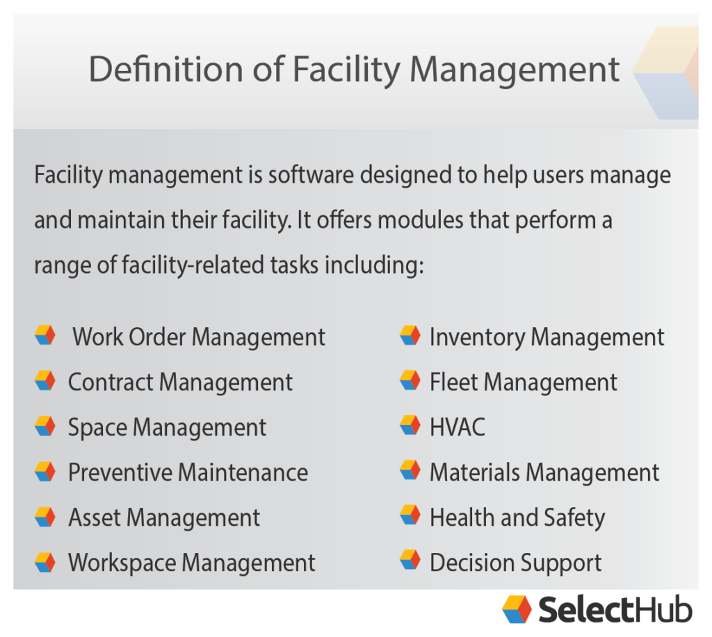 facility management software open source