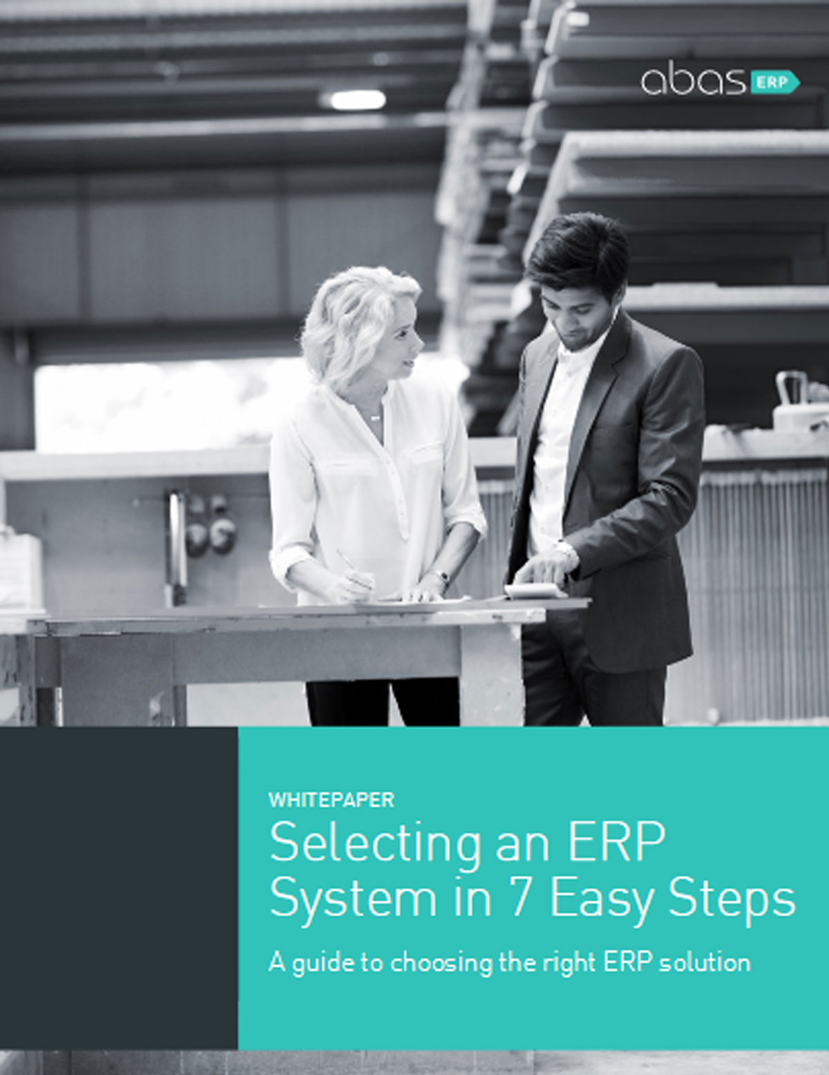 Selecting an ERP System in 7 Easy Steps