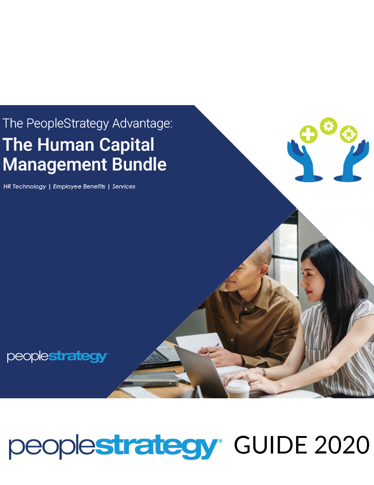 The PeopleStrategy Advantage: The Human Capital Management Bundle