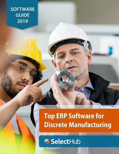 Top ERP Software for Discrete Manufacturing