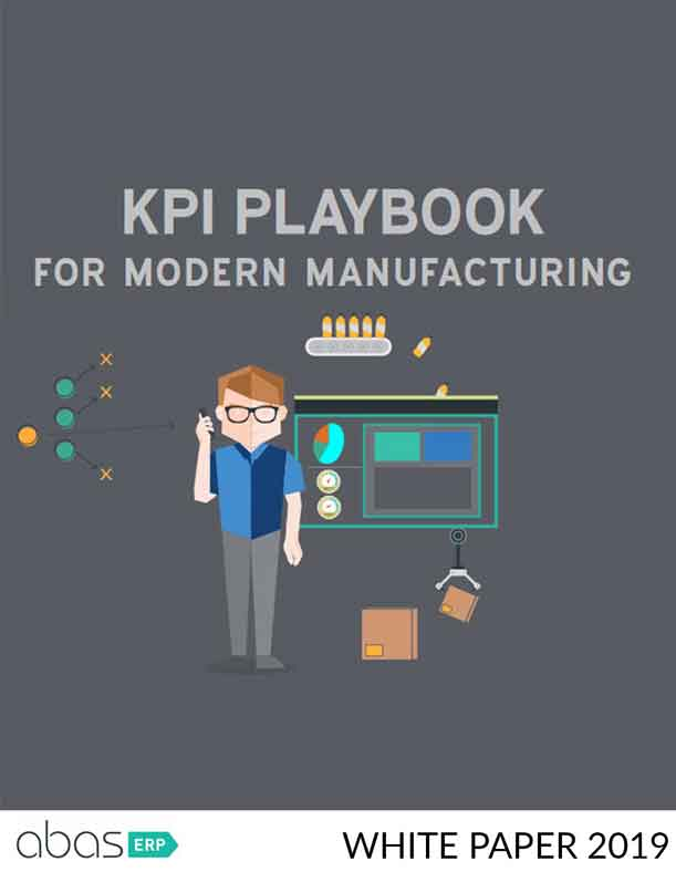 KPI Playbook for Modern Manufacturing