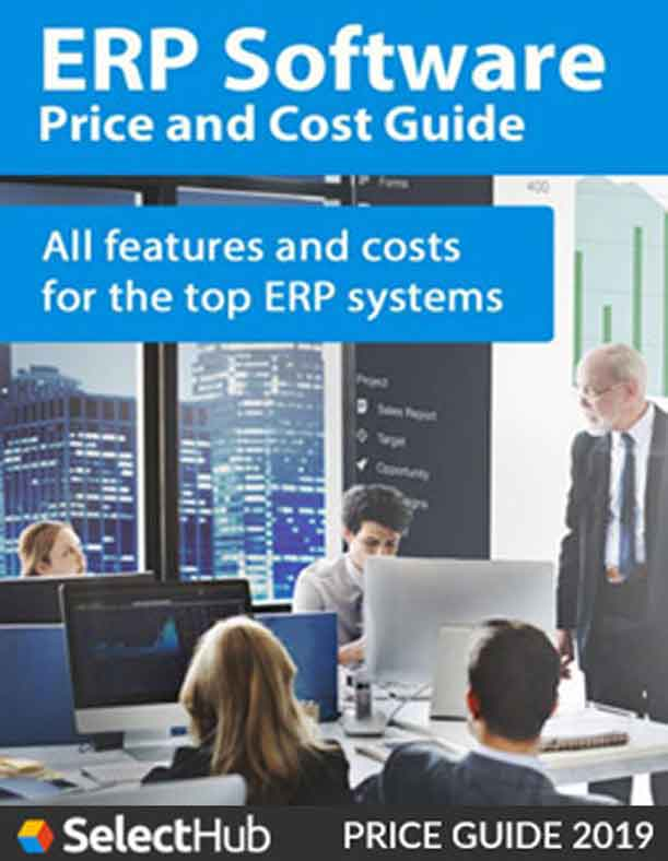 Top 10 ERP Systems Pricing Guide