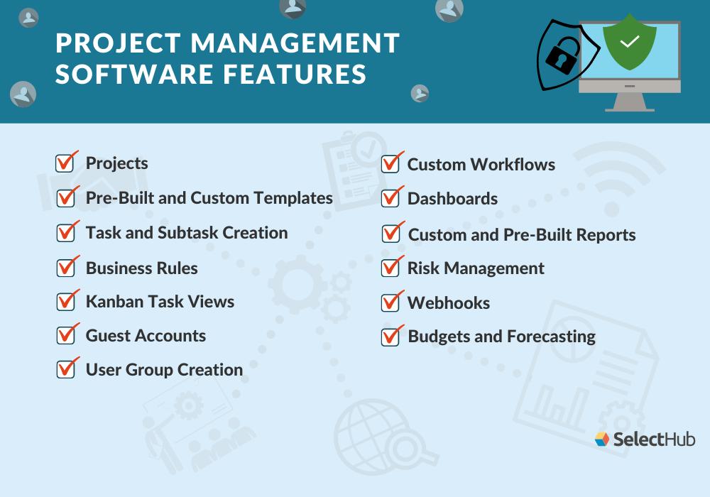 Project Management Requirements Checklist