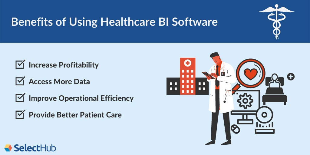 Healthcare BI Benefits